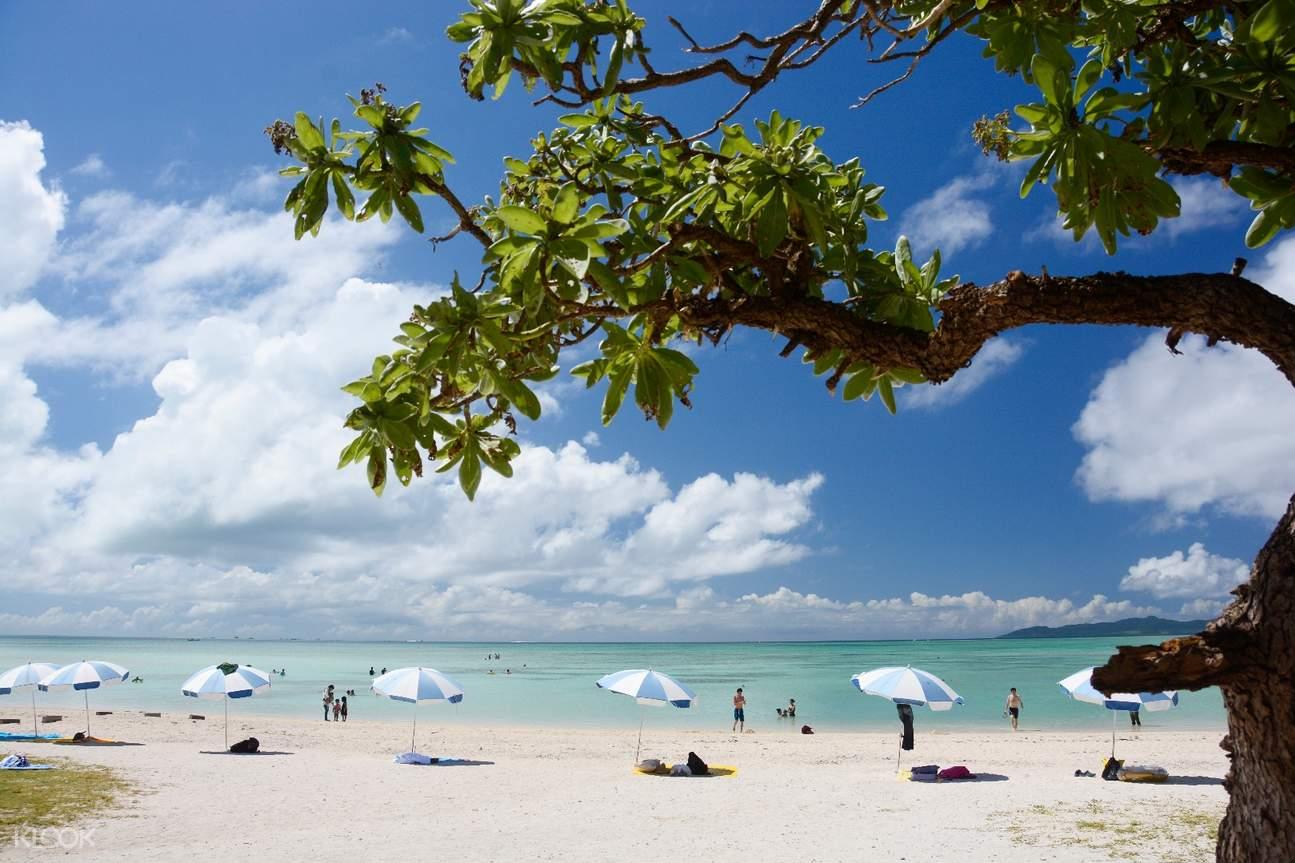 taketomi island beach