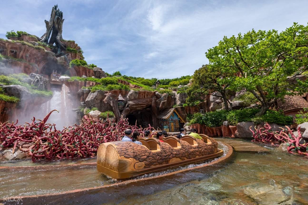 Tokyo Disneyland & DisneySea 2-Day Pass