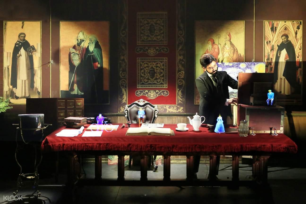 L'atelier艺术互动主题体验馆
