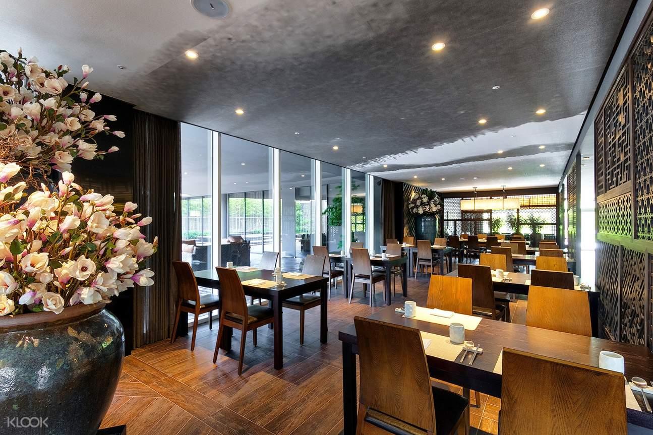 济州岛肯辛顿酒店dolmirong餐厅