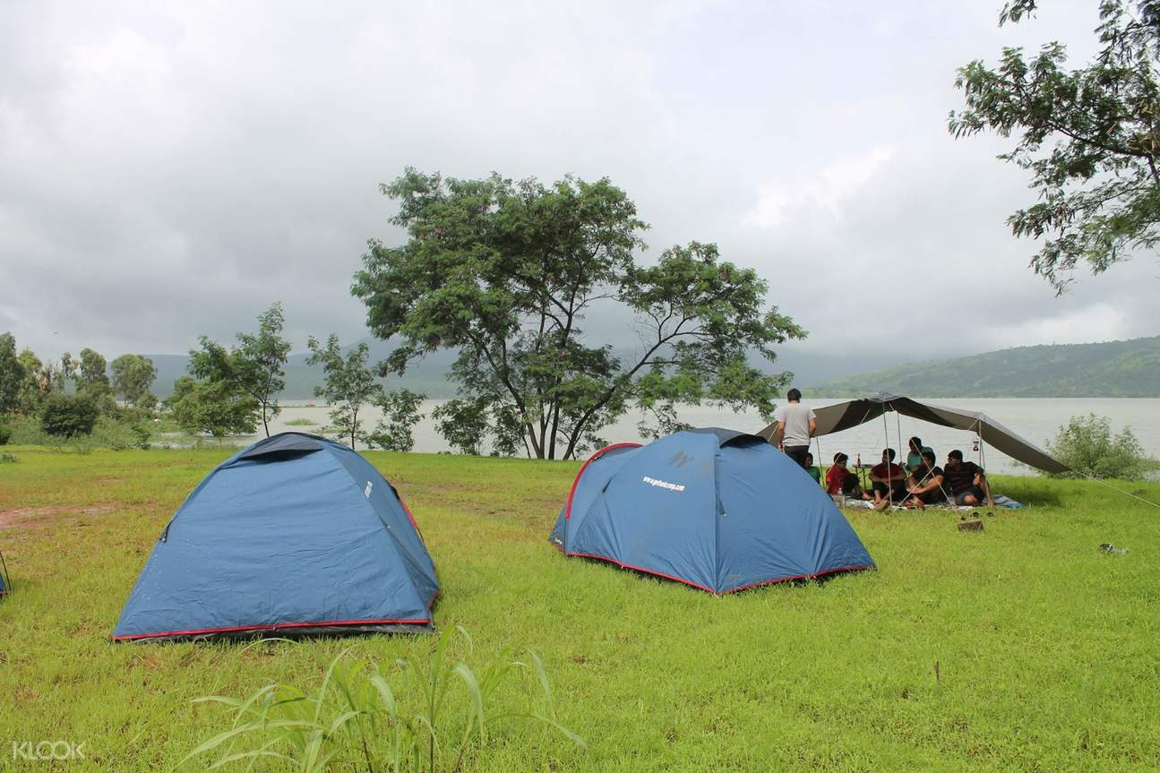 pawna lake camp