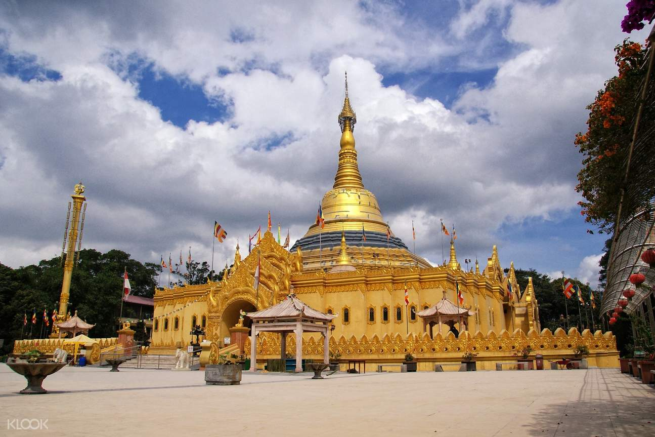 lumbini nature park temple