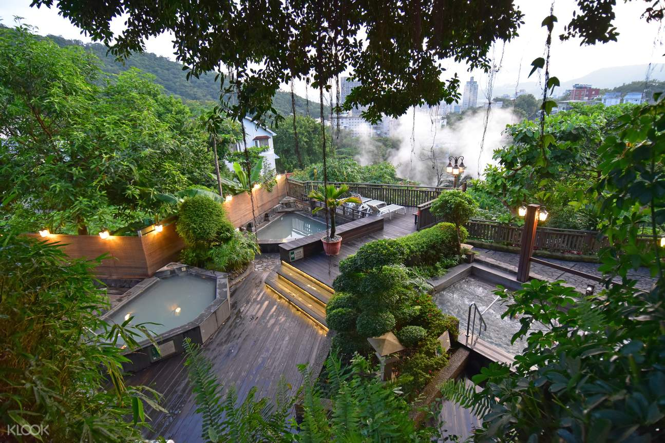 Spring City Resort Beitou Hot Spring Spa