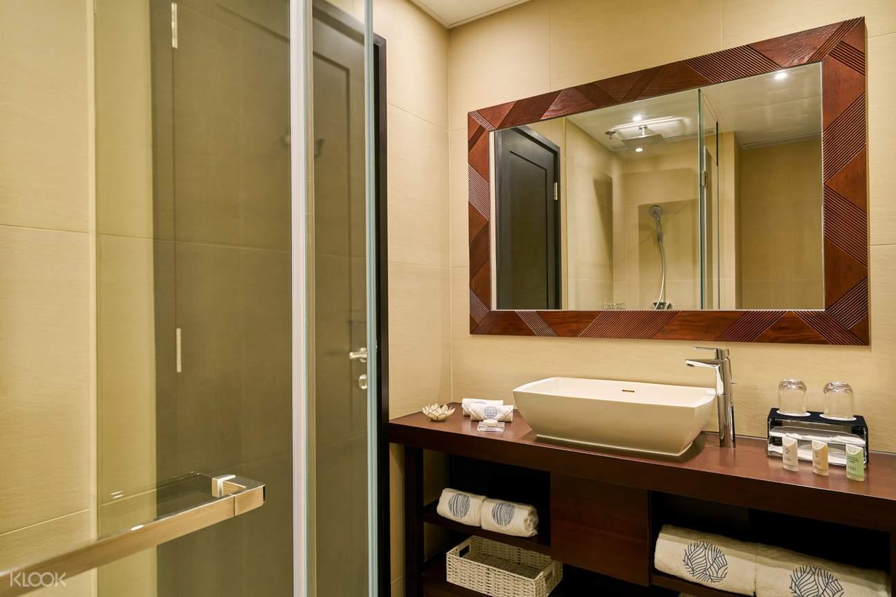 泰國客房浴室