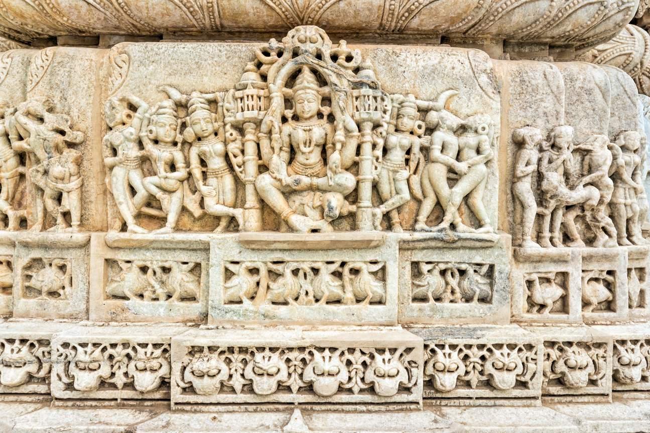 热纳克普神庙,千柱之庙,千柱庙