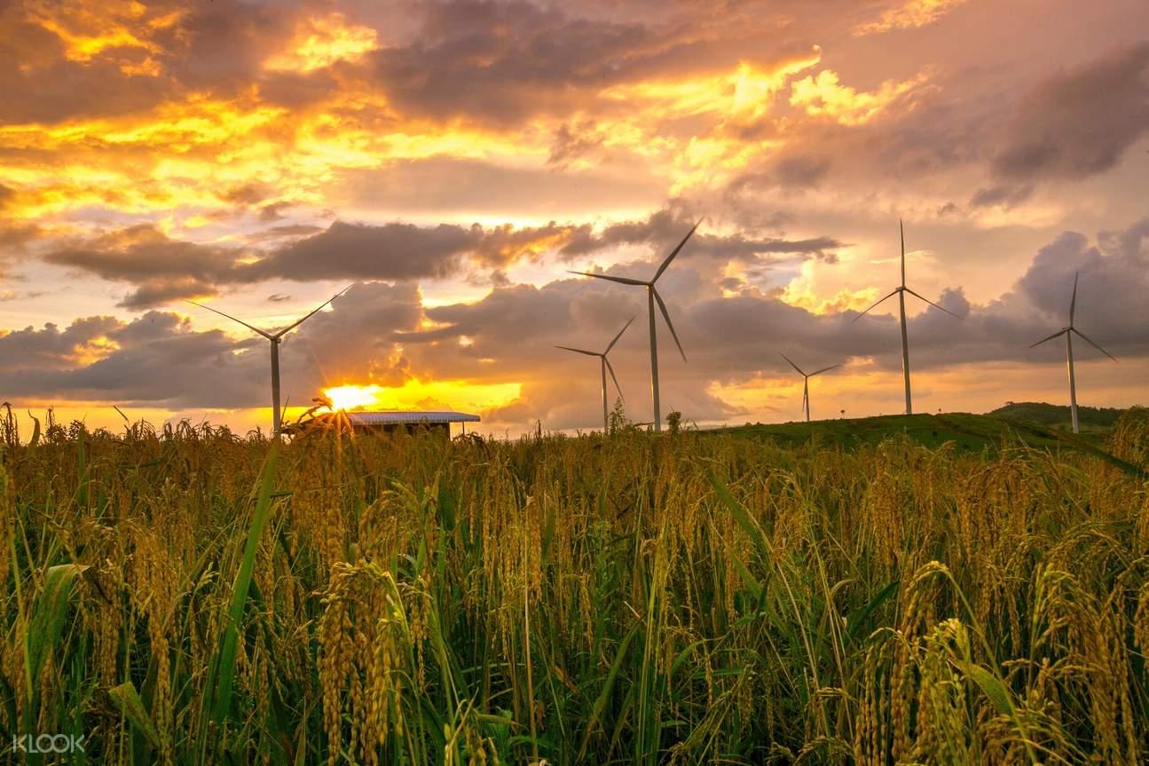Khao Kho Windmill Farm