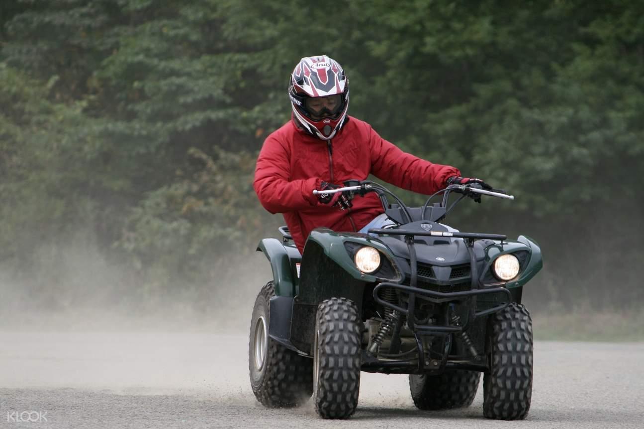 北海道ATV冒險之旅