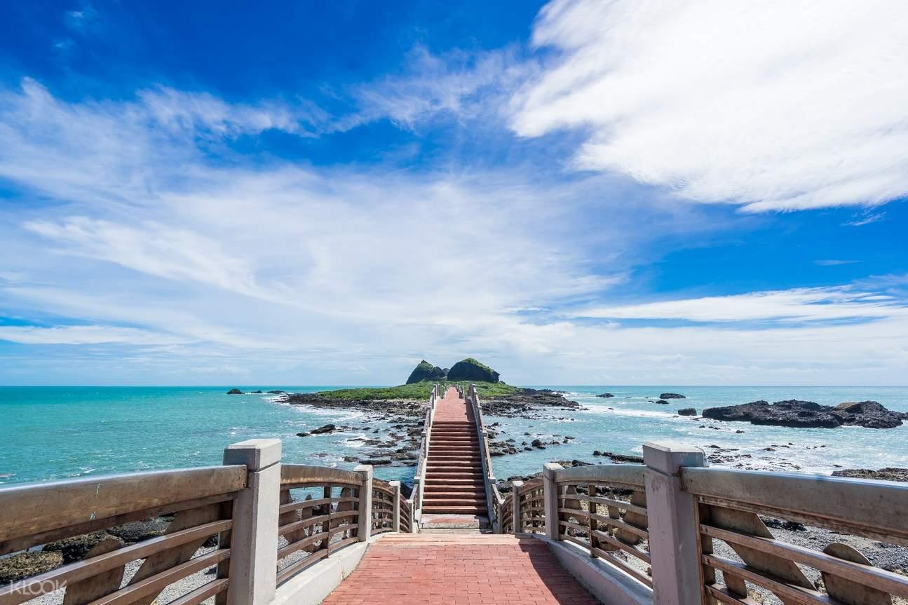 台东, 台湾东海岸, 东河桥,金樽海岸,三仙台