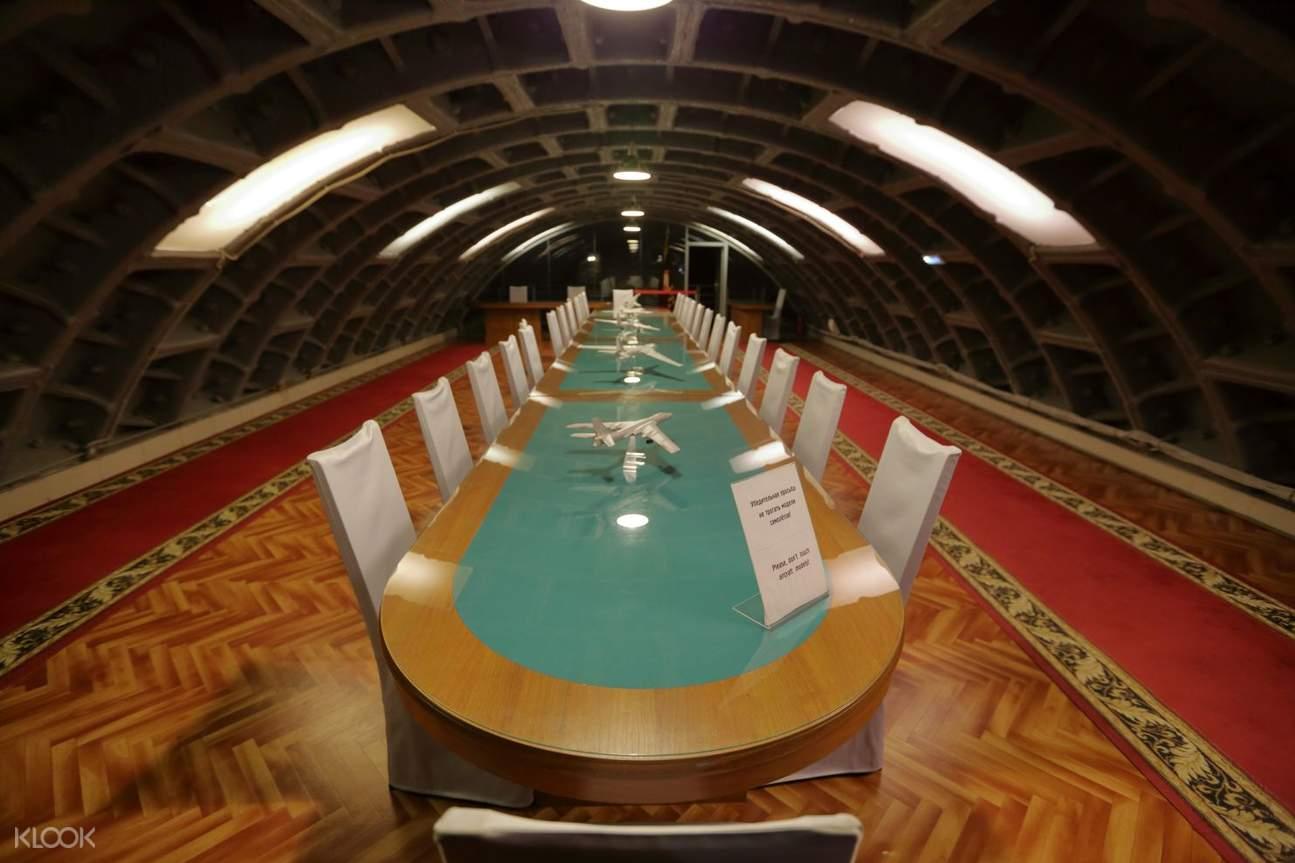 bunker 42 long table