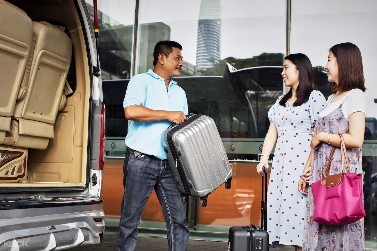 chiang mai international airport transfers chiang mai
