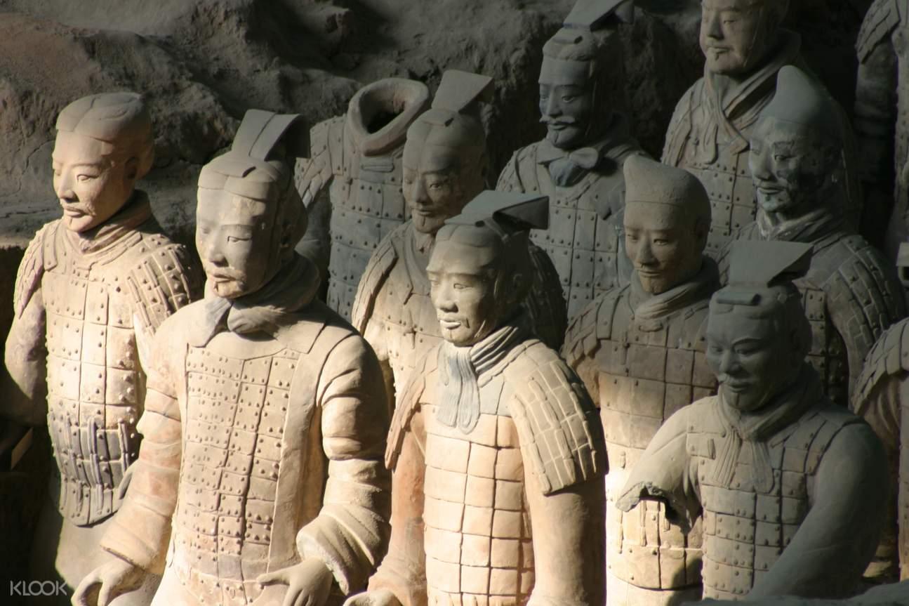 秦始皇兵馬俑