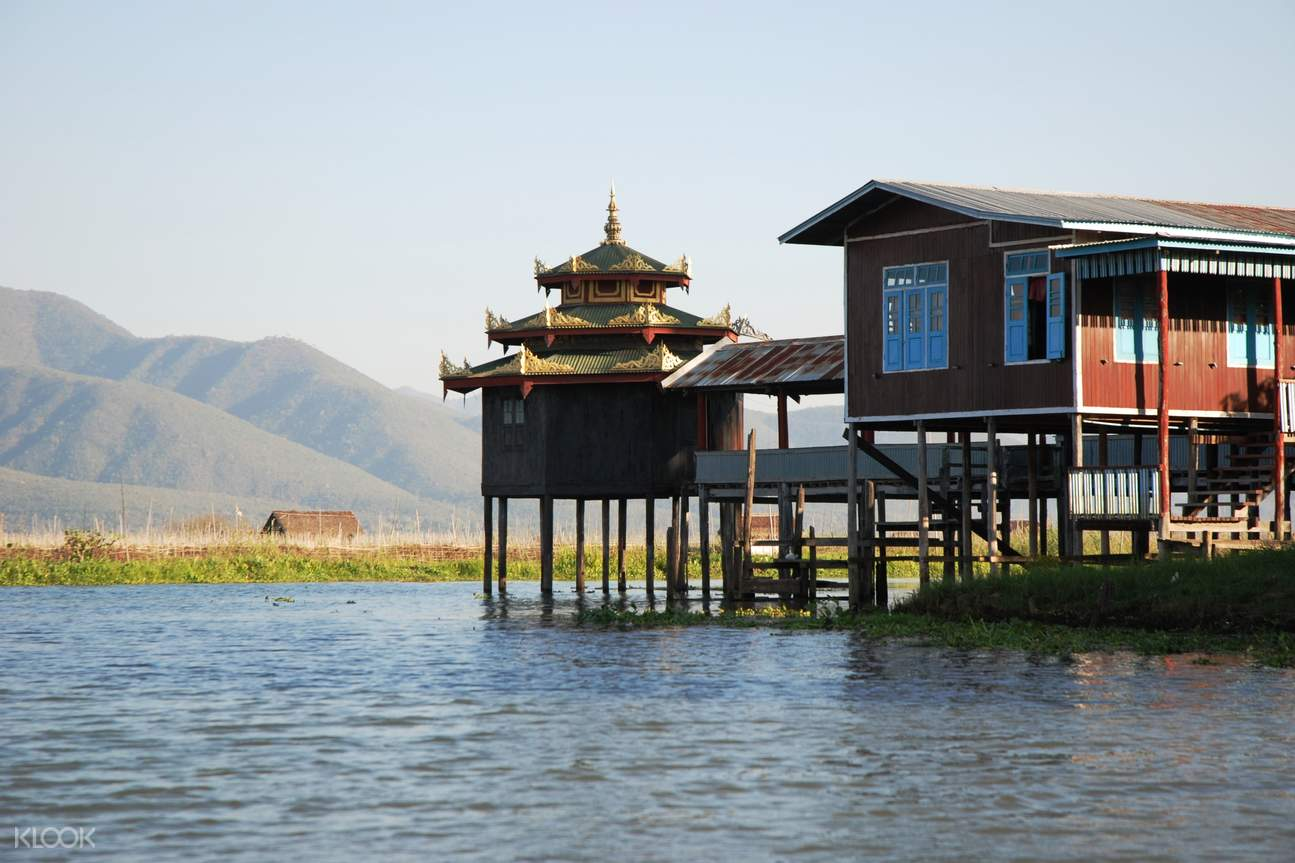 inle lake myanmar day tour