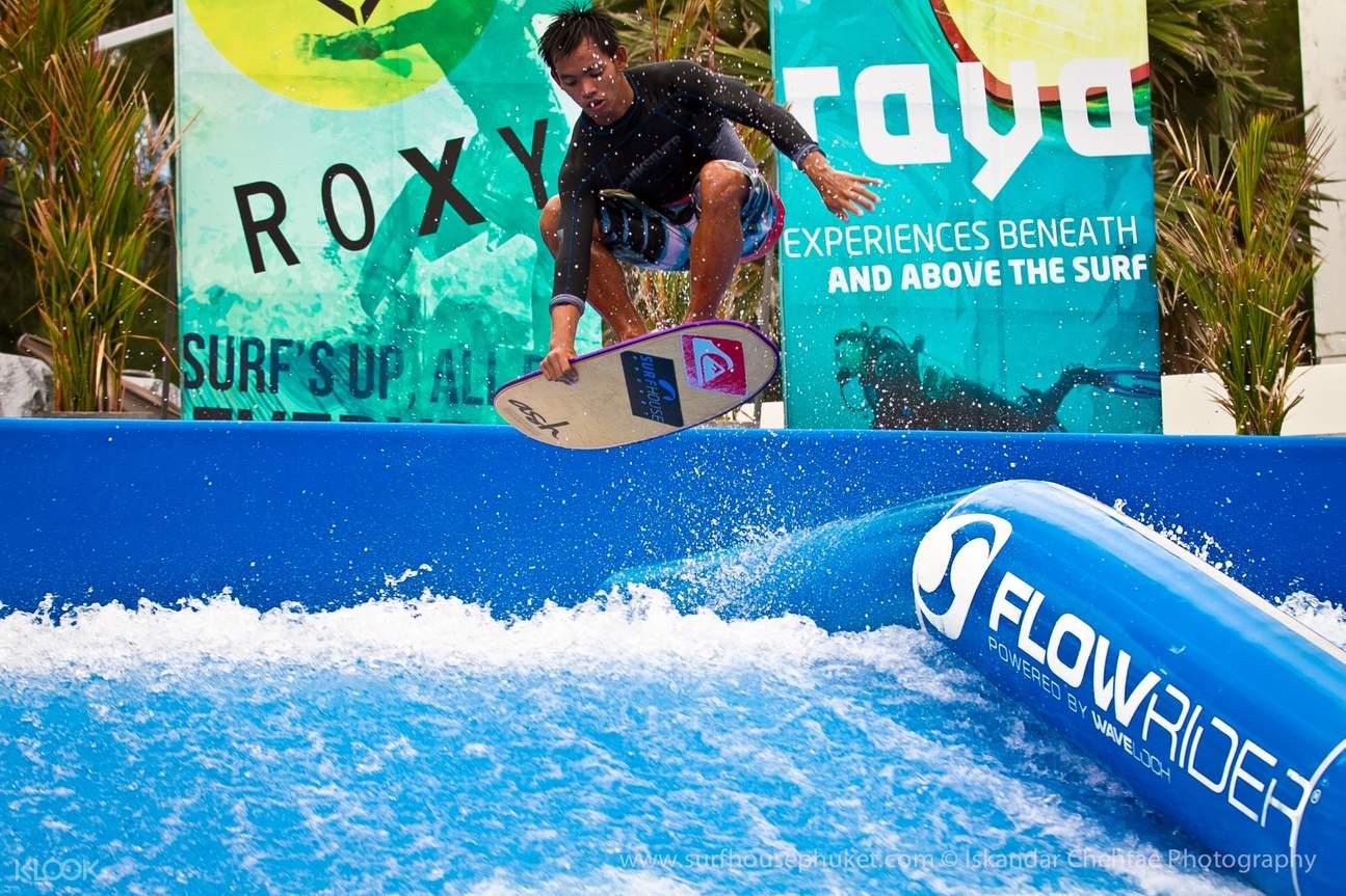 surf house phuket experience at kata beach