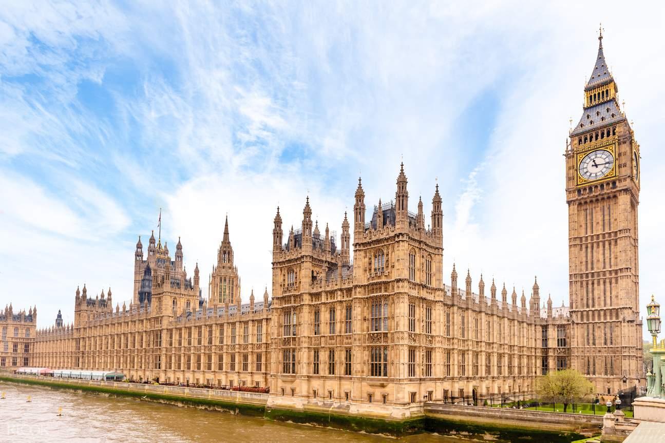 英國倫敦大本鐘