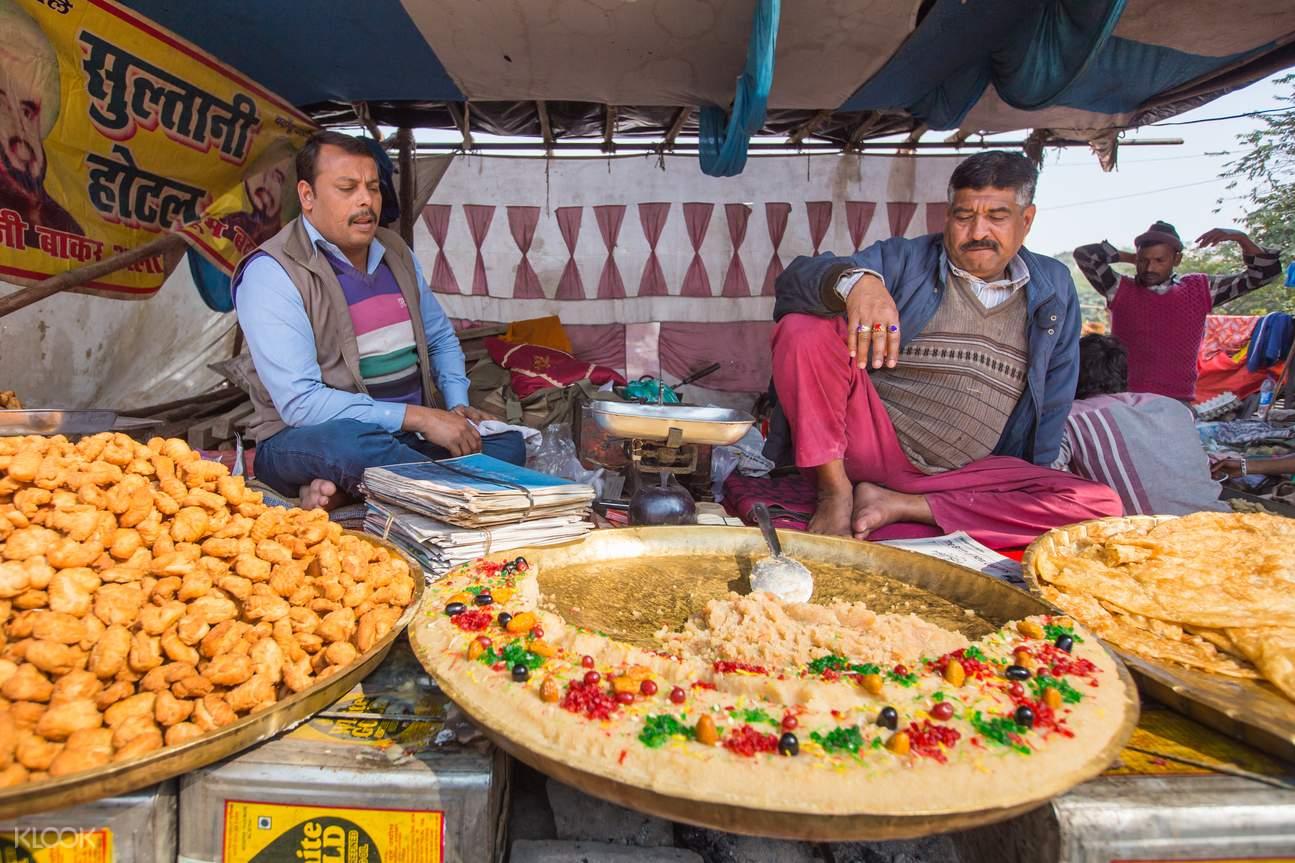 旧德里体验美食步行之旅