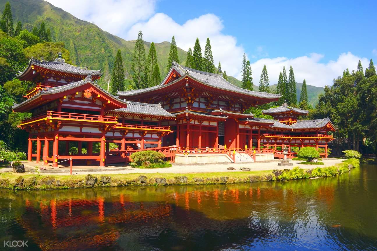 檀香山日本神庙,欧胡岛无限景点通票,欧胡岛通票,欧胡岛景点通票