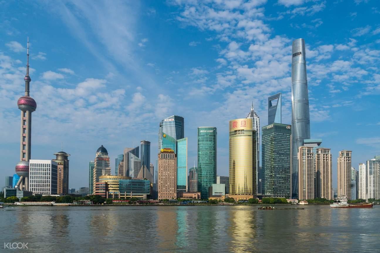 Shanghai Daylight