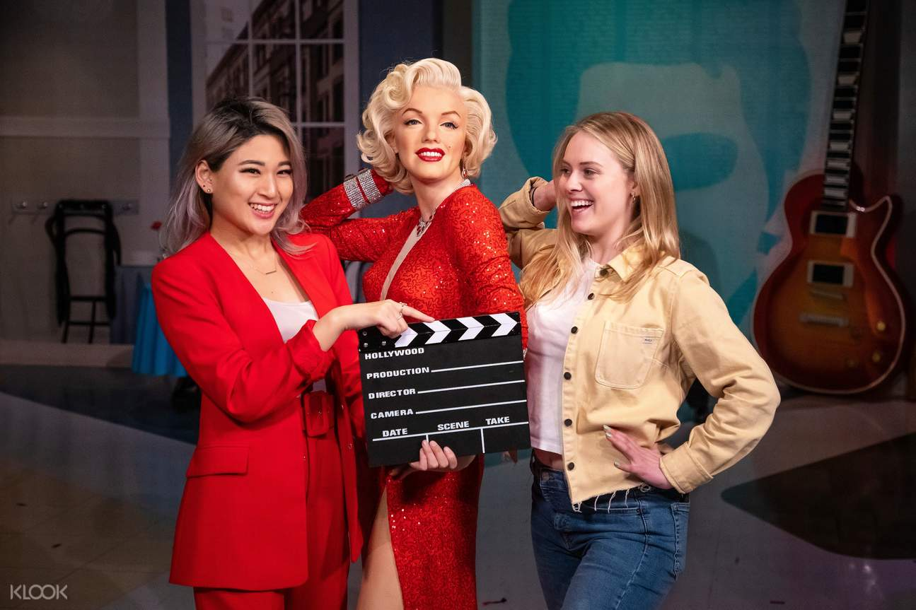 madame tussauds hollywood discount