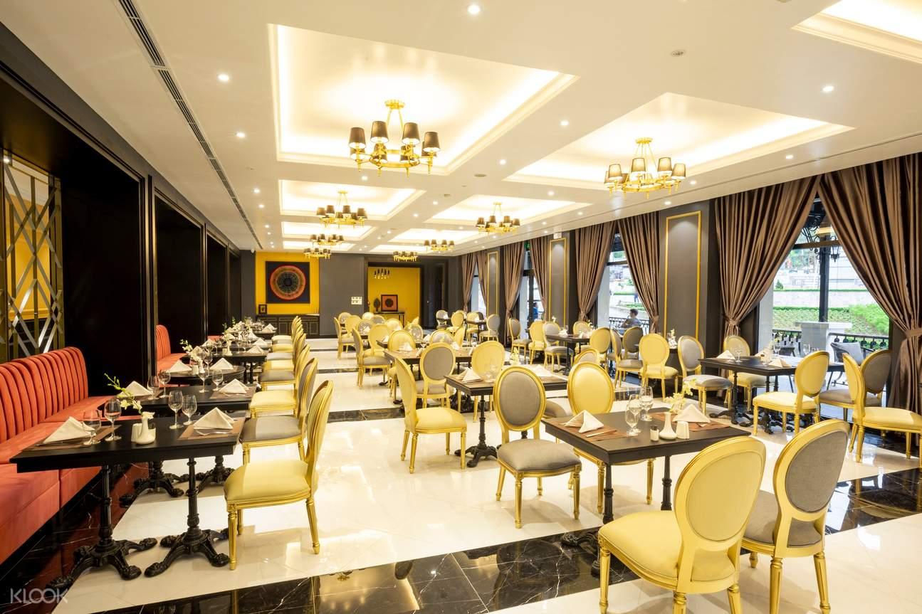 nhà ăn của Khách sạn BB Hotel Sapa