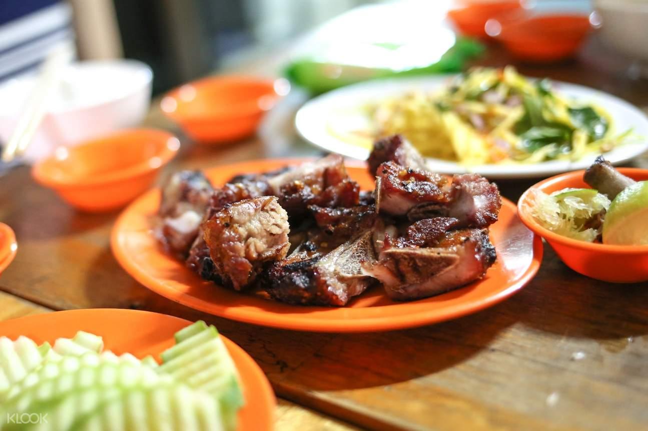 barbecue in cambodia