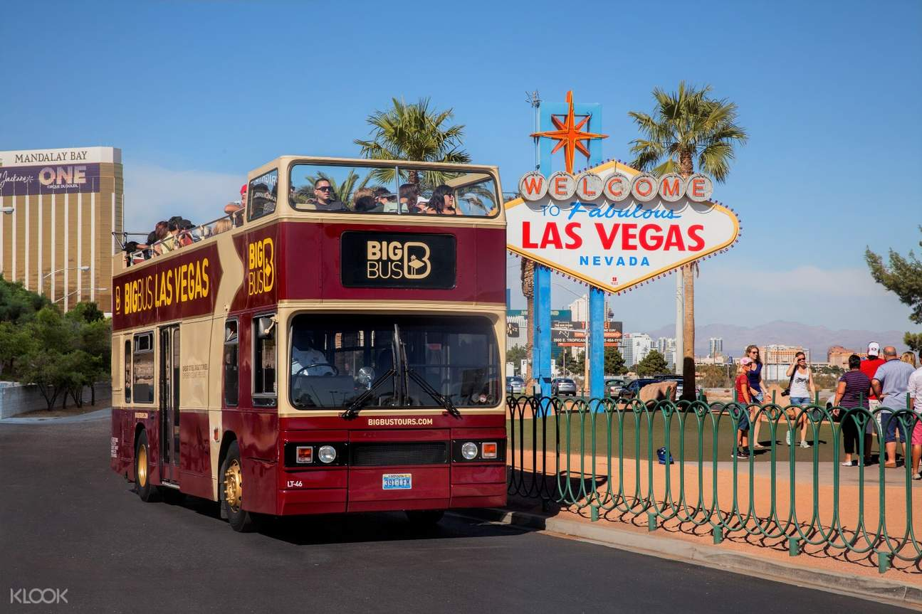 las vegas sightseeing bus