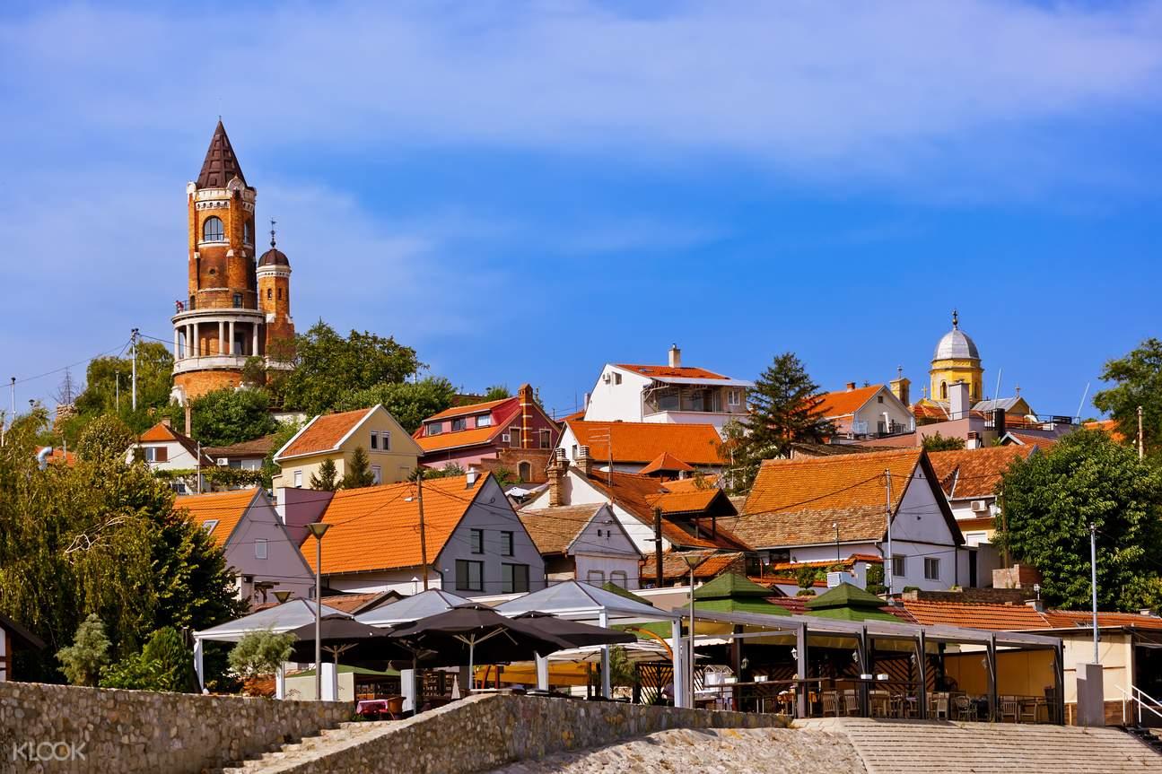 Old town Zemun - Belgrade Serbia