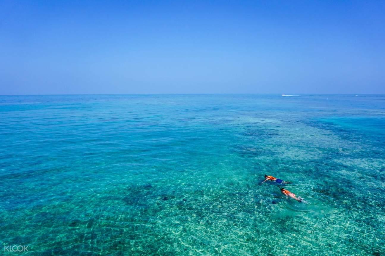 Snorkeling at Nha Trang