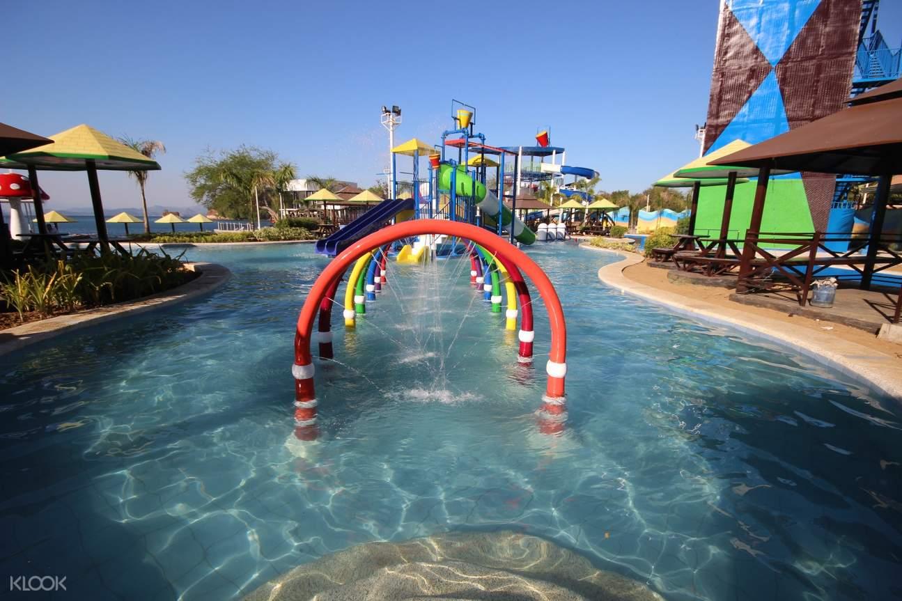 wading pool Adventure Beach Waterpark