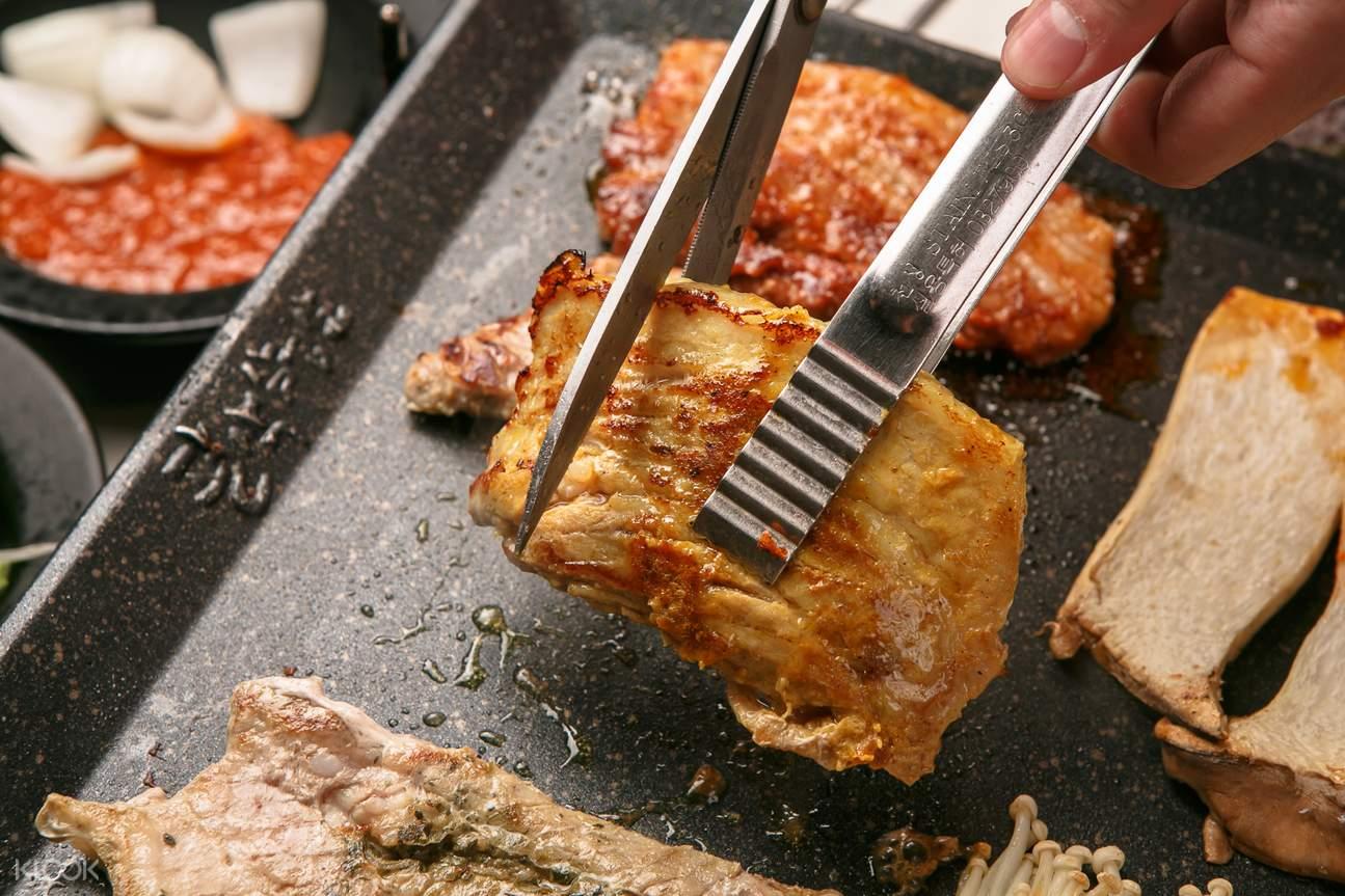 首尔八色烤肉餐厅