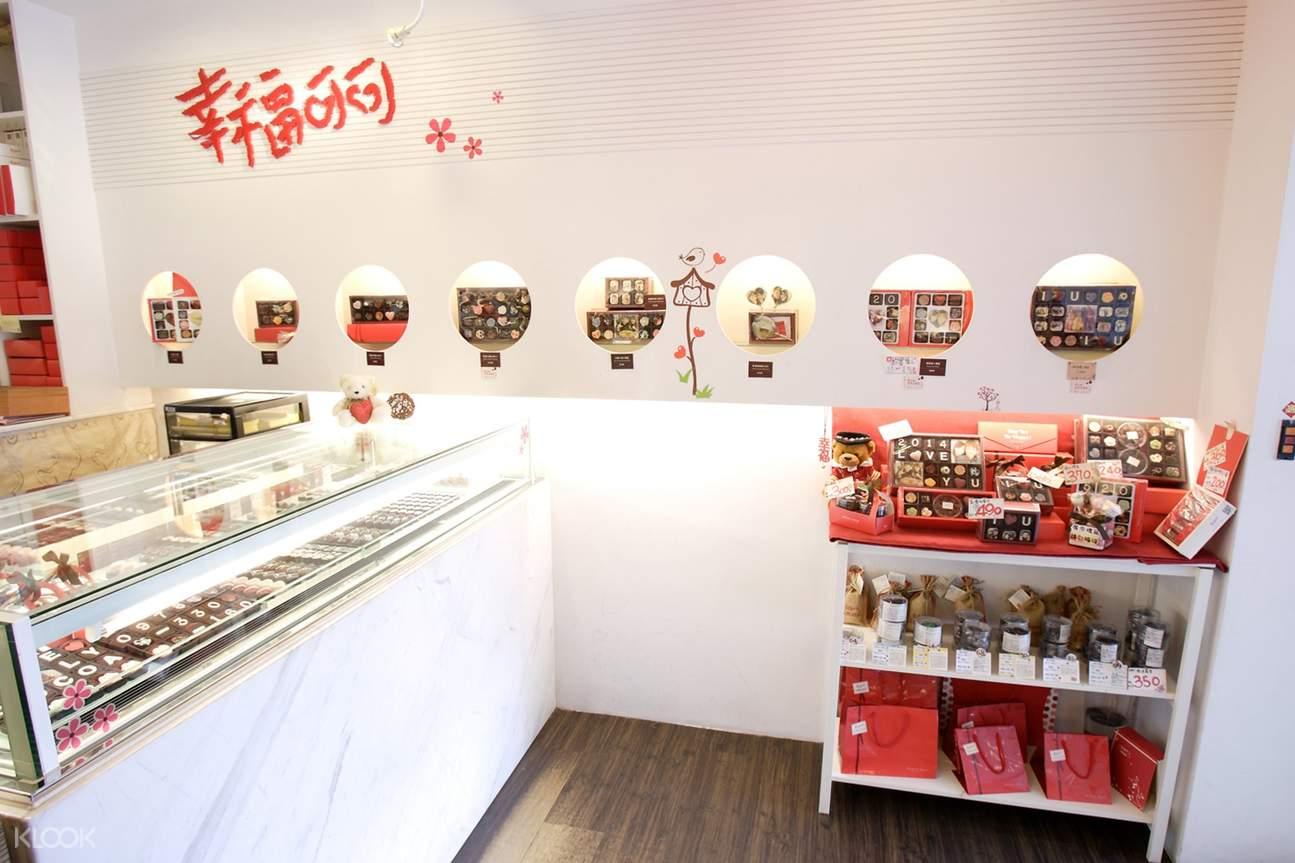 Lovelycocoa desserts Taipei