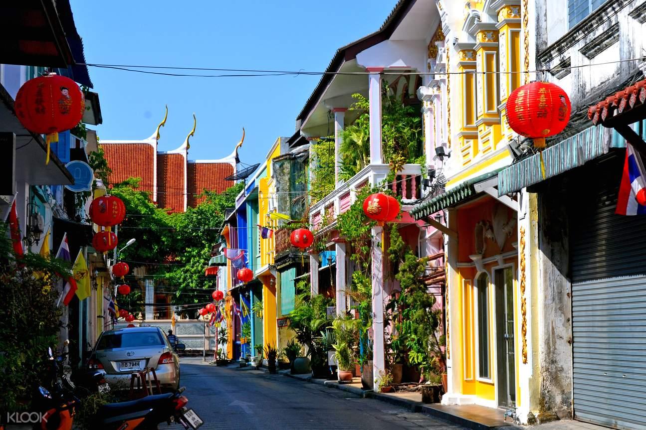 phuket sightseeing tours