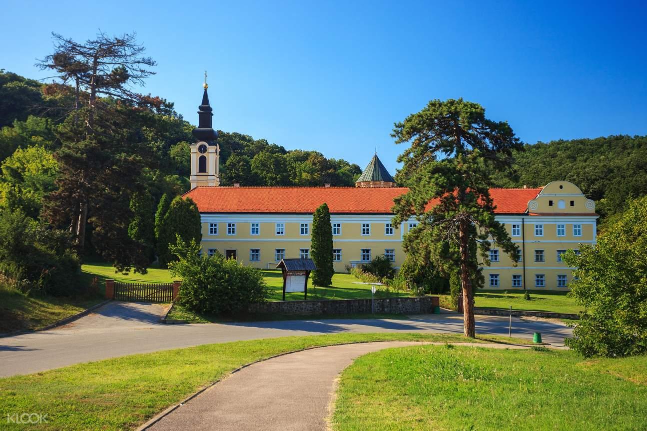 Hopovo修道院