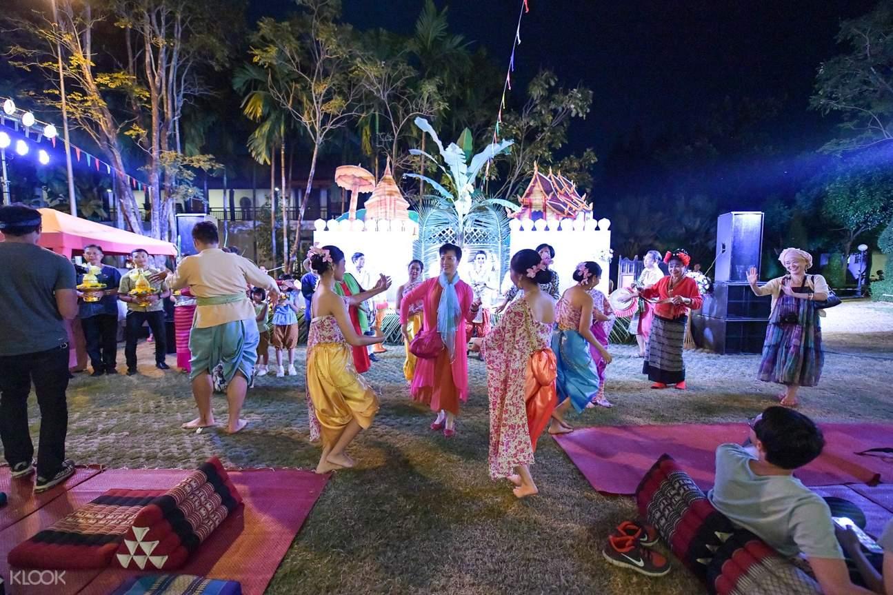 loy Krathong festival 2018