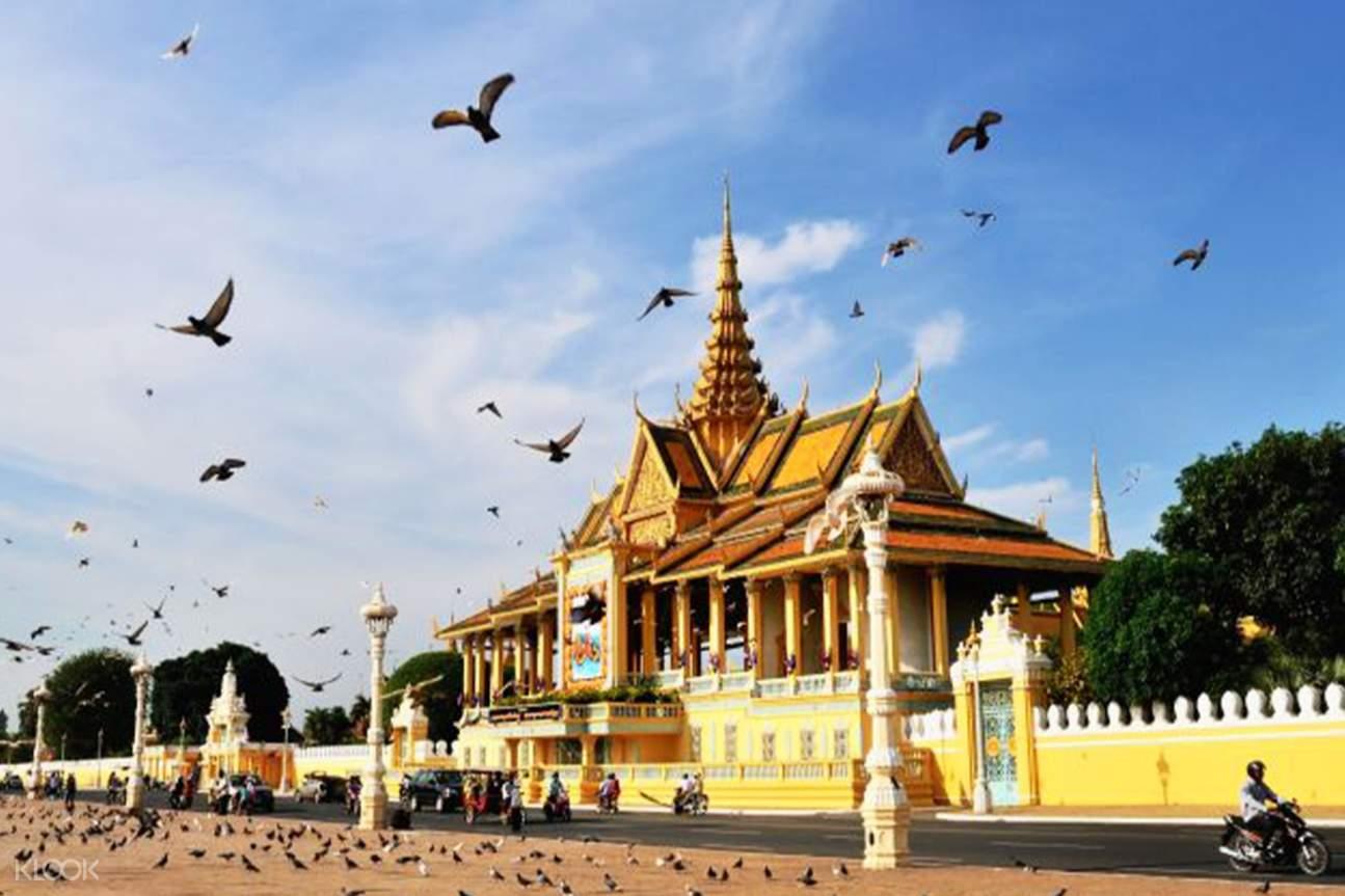 building in phnom penh