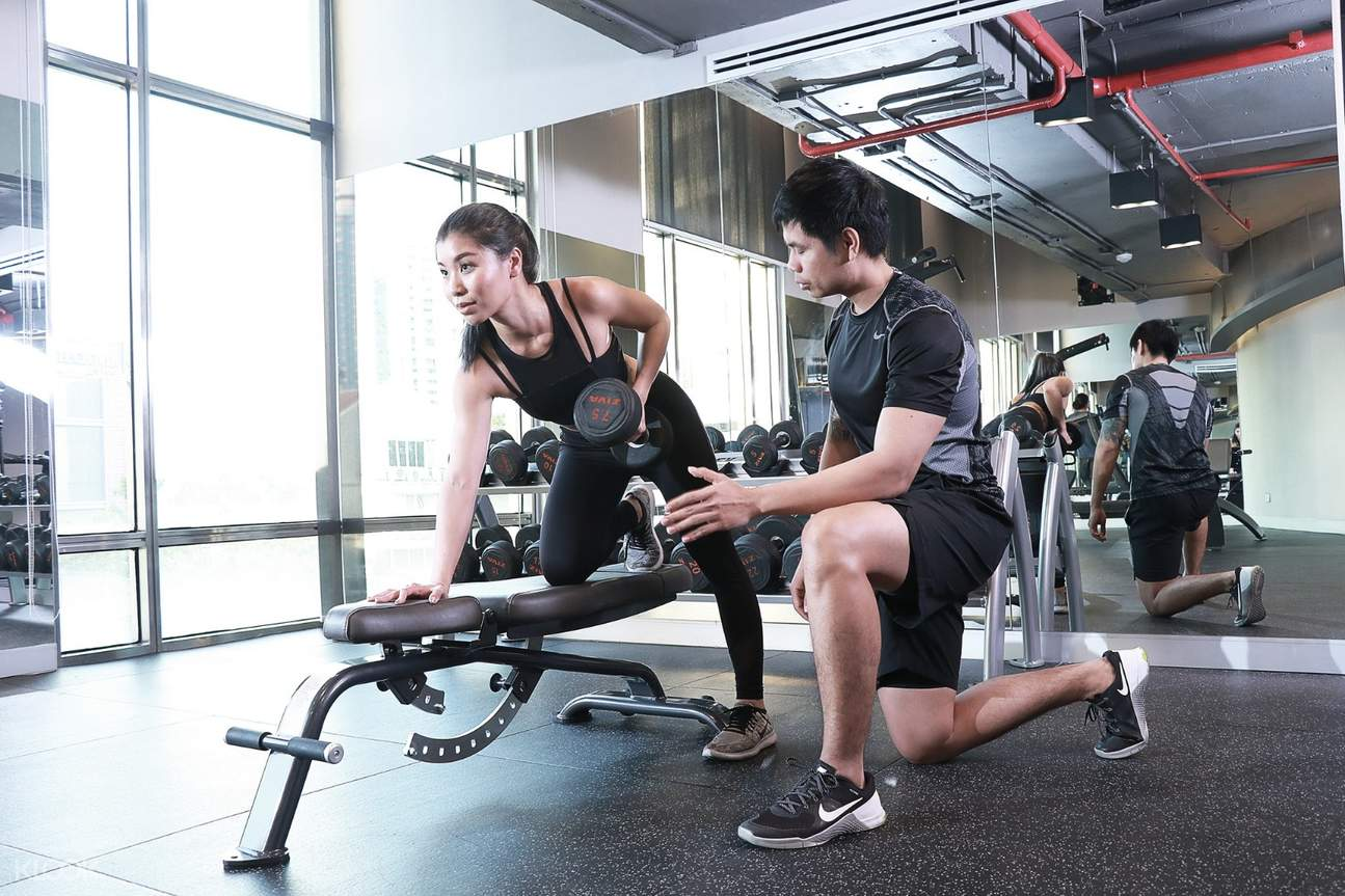 personal trainer in absolute sanctuary koh samui