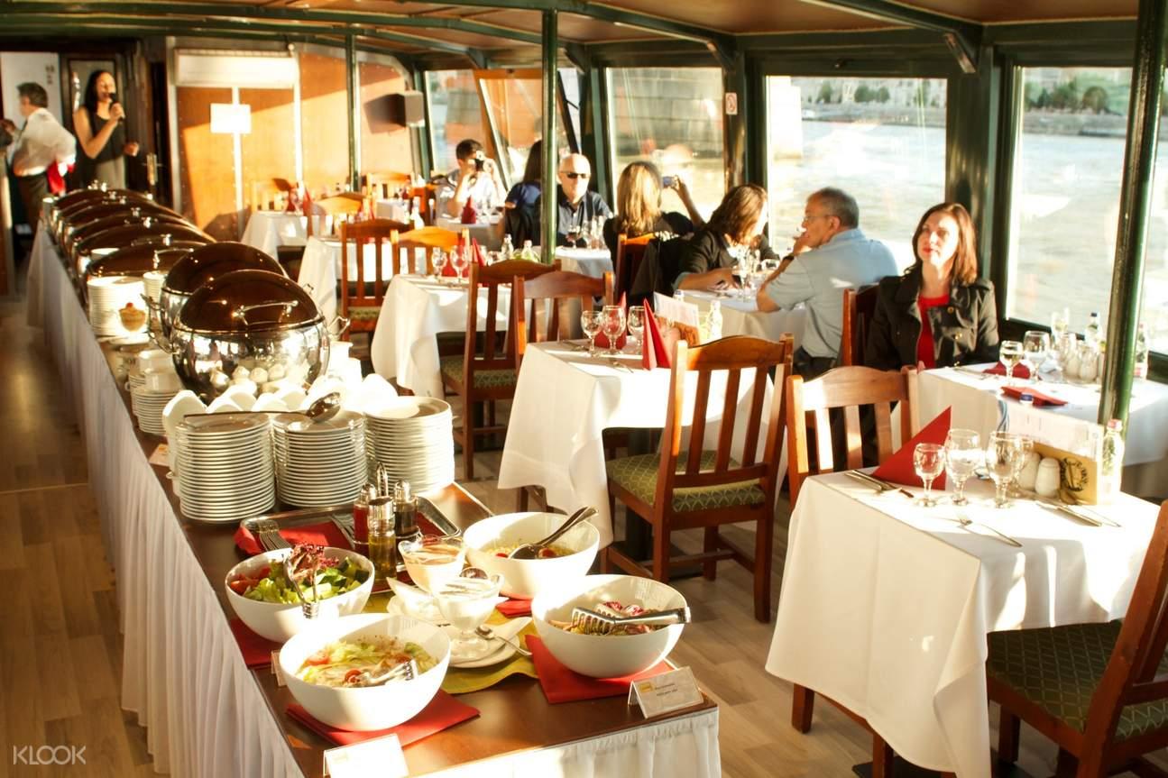 多瑙河遊船 + 午餐