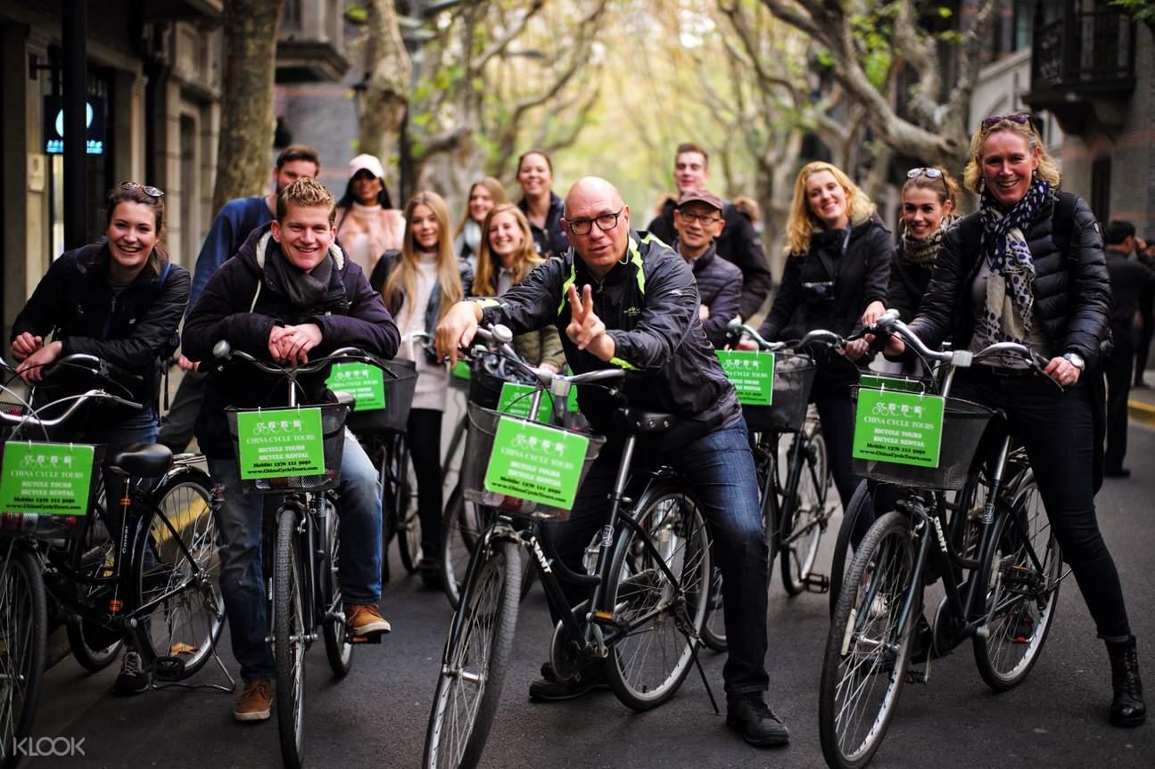 private shanghai bike tour
