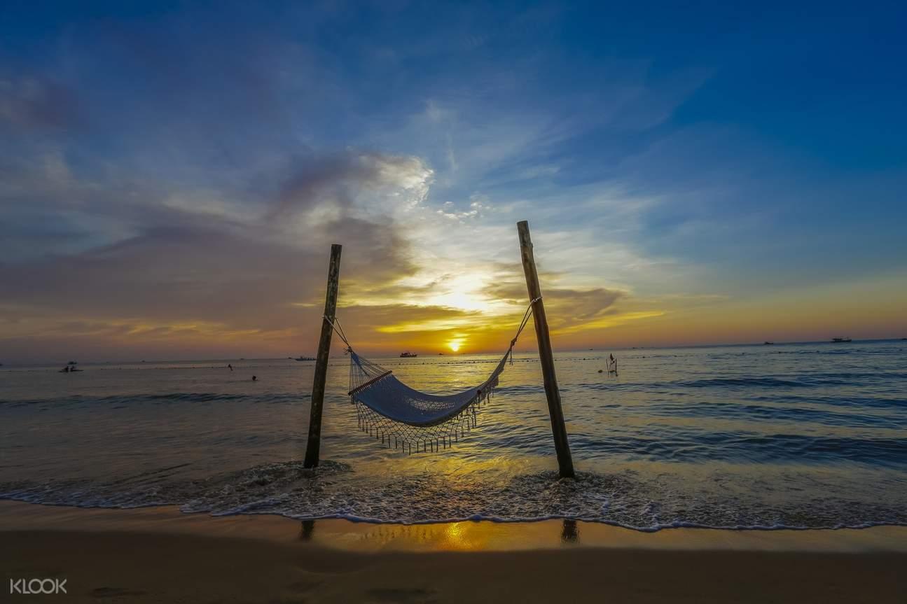 private beach in novotel phu quoc