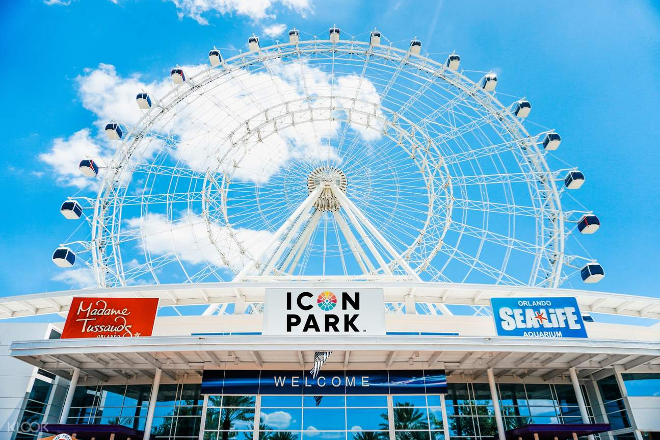 ICON Park™ Attraction Combo