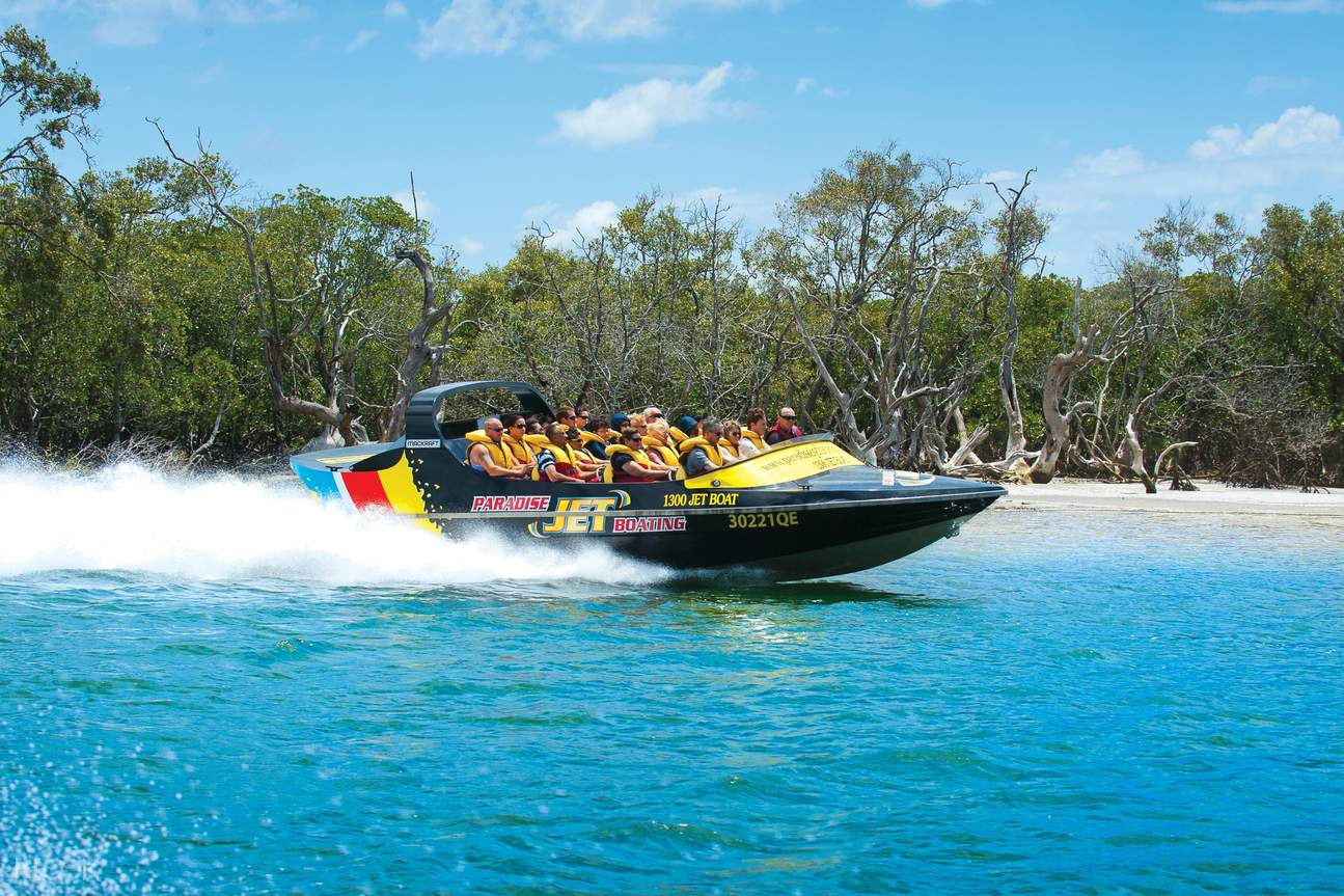 jet boat ride gold coast