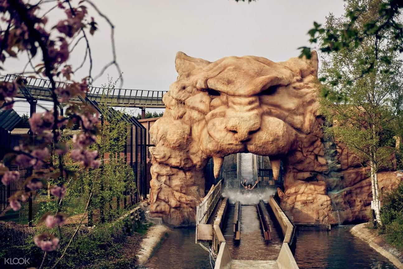 Land of the Tiger, Tiger Rock