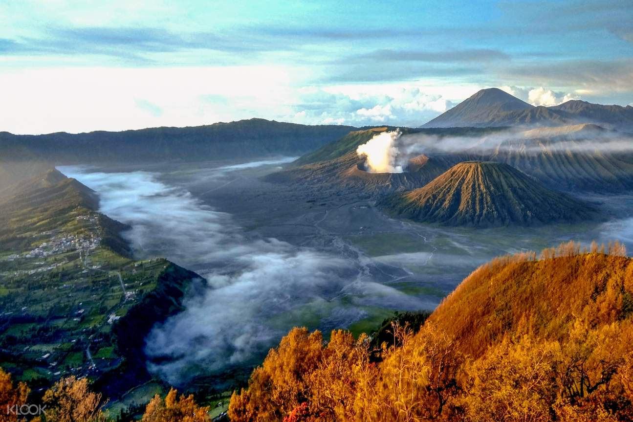 overview of bromo national park