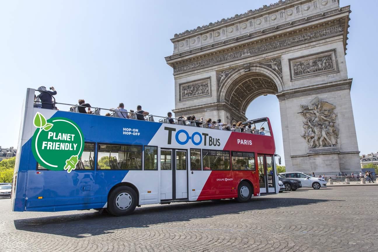 Hop on Hop off Bus Paris