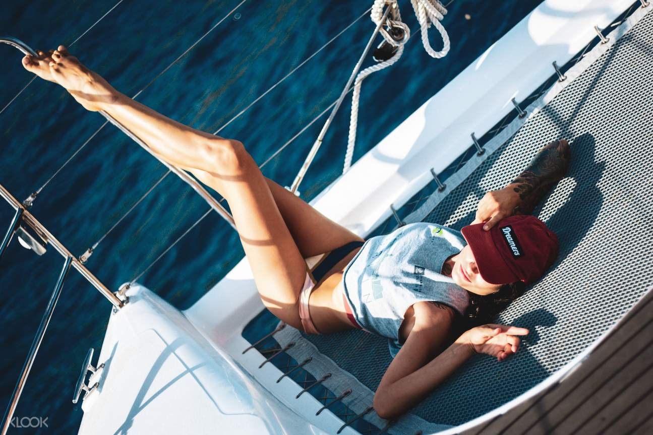 Half-day Luxury Yacht Tour in Nha Trang