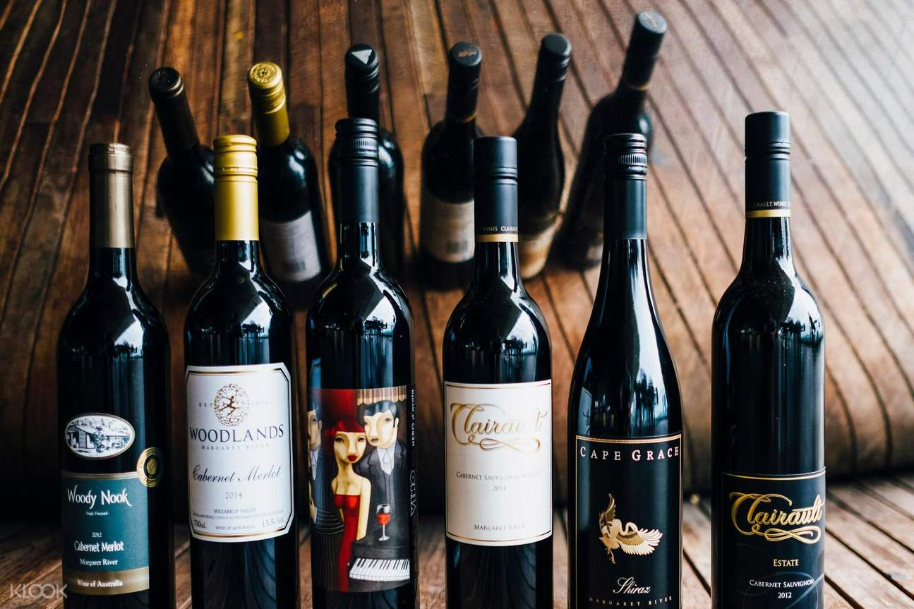 Satiate your cravings with a glass or two of local wine