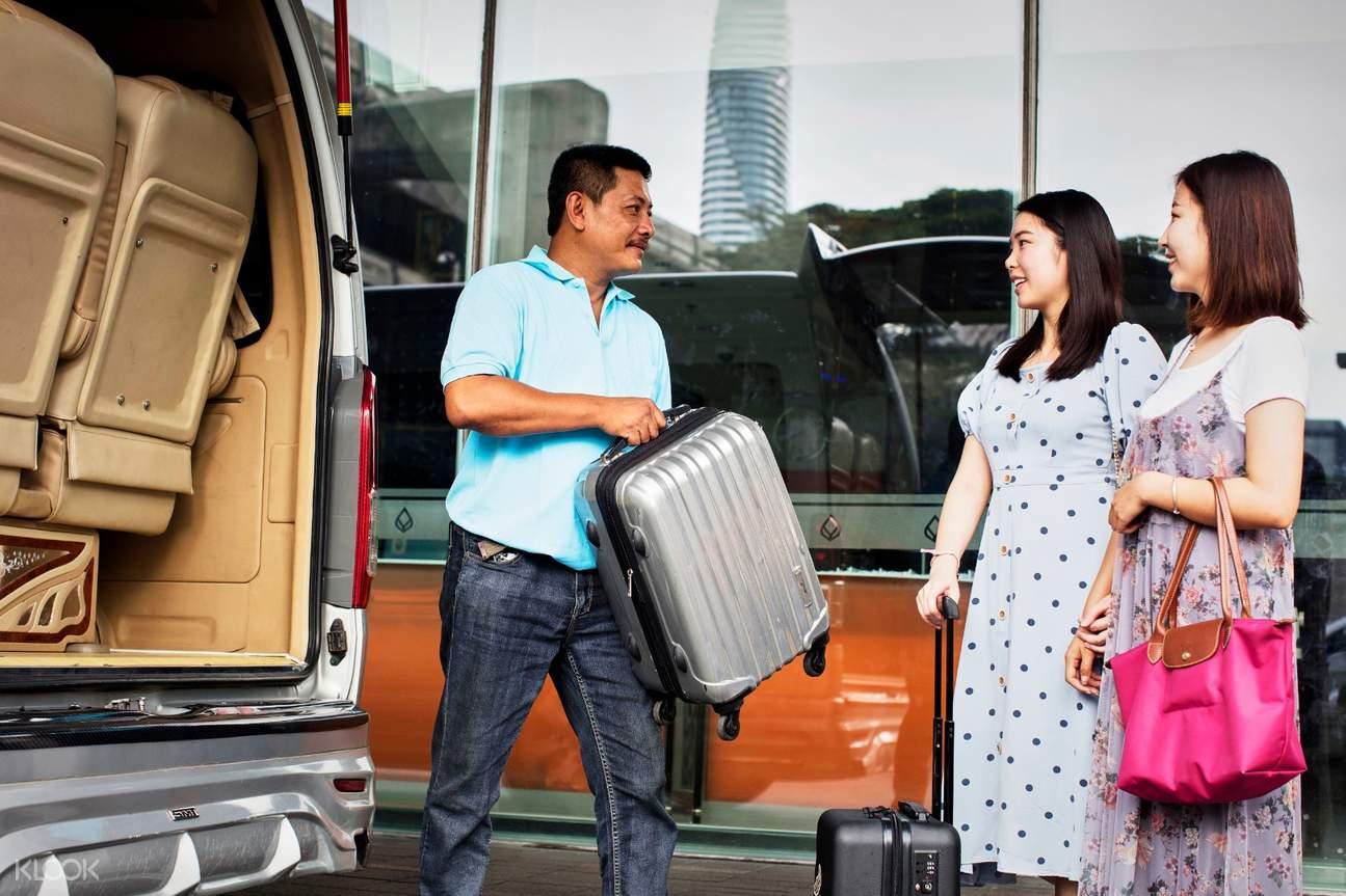private transfer phuket