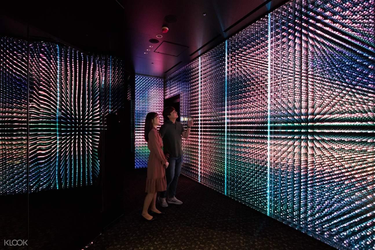 digital display in south korea