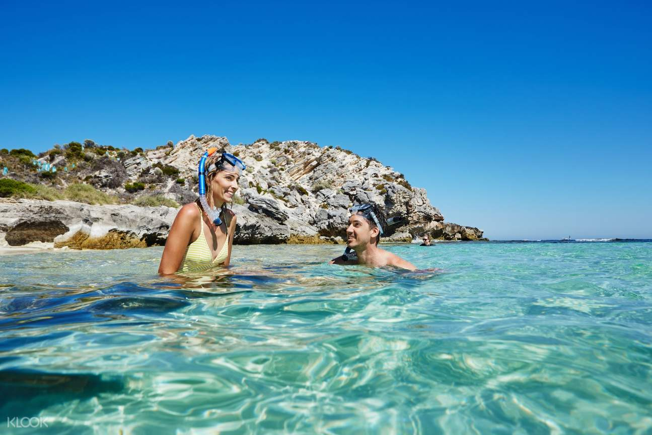rottnest island snorkel