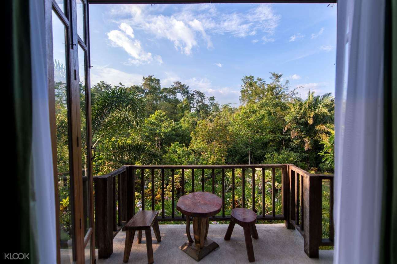 View - Villa Deluxe