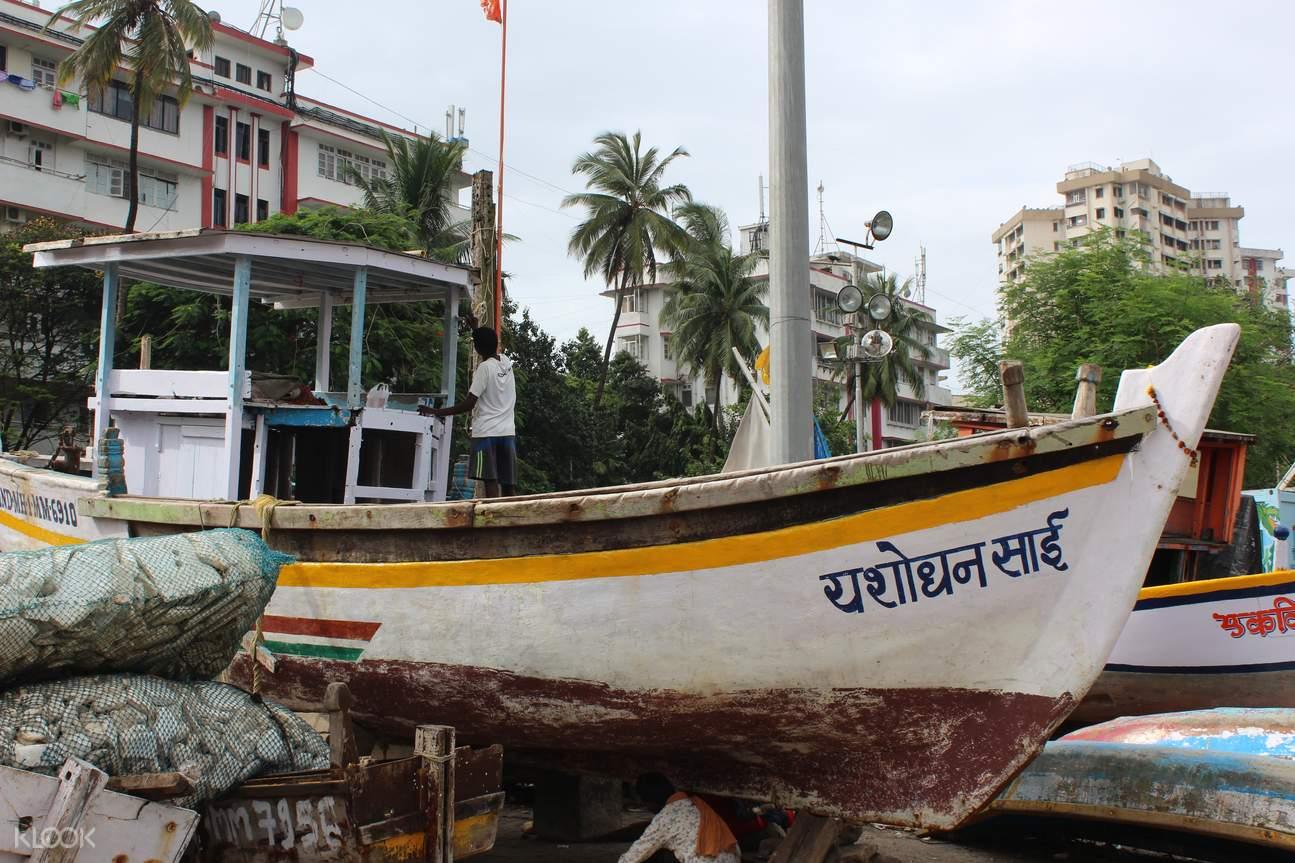 mumbai cruise traveler half day tour